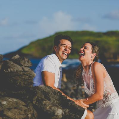 Pré Wedding em Noronha - Fernanda e Fabiano