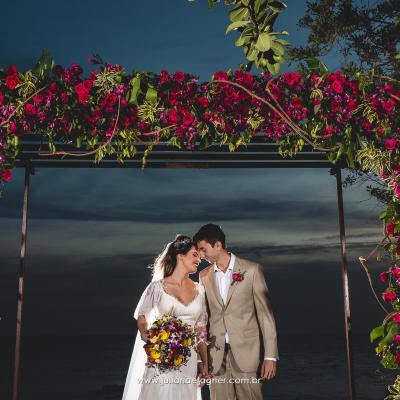Casamento Luiza e Marcus Heleno - Casa de Maria, Anchieta.